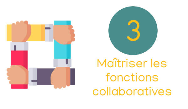 Fonctions collaboratives